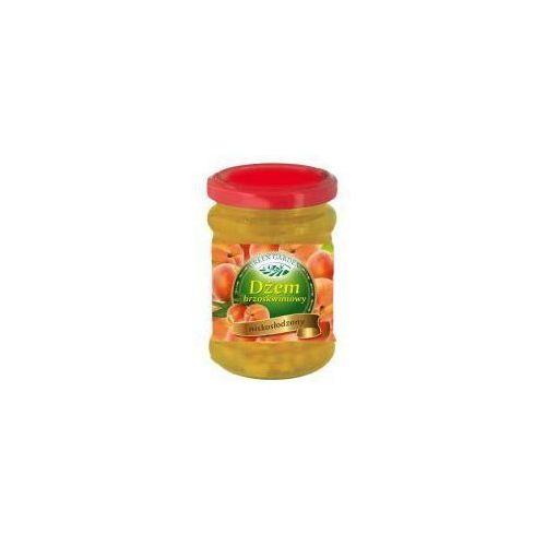 Dżem brzoskwiniowy niskosłodzony Green Garden 280 g, towar z kategorii: Dżemy i konfitury