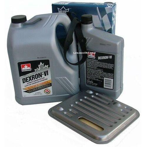Petro-canada Filtr oraz olej dextron-vi automatycznej skrzyni biegów 4spd dodge stratus -2006