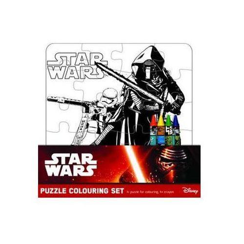 Star Wars omalovánkové puzzle (8595593810409)