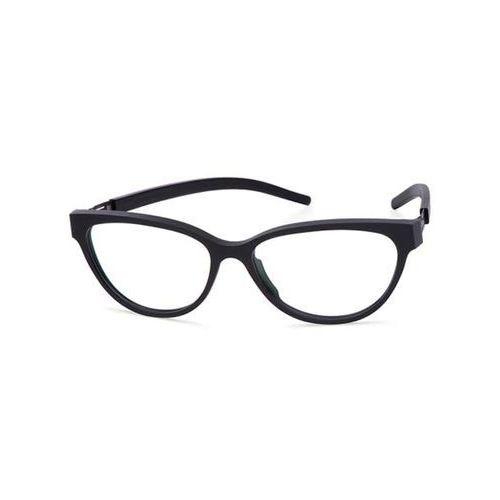 Ic! berlin Okulary korekcyjne a0632 anne k. black-rough