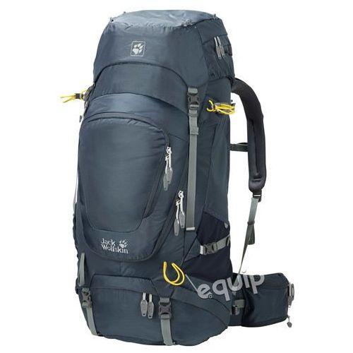 Plecak  highland trail xt 60 - granatowy marki Jack wolfskin