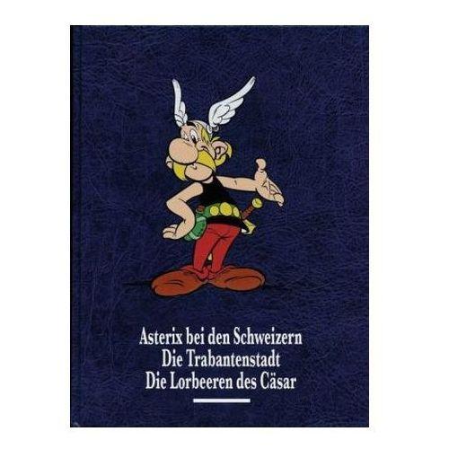Asterix bei den Schweizern. Die Trabantenstadt. Die Lorbeeren des Cäsar