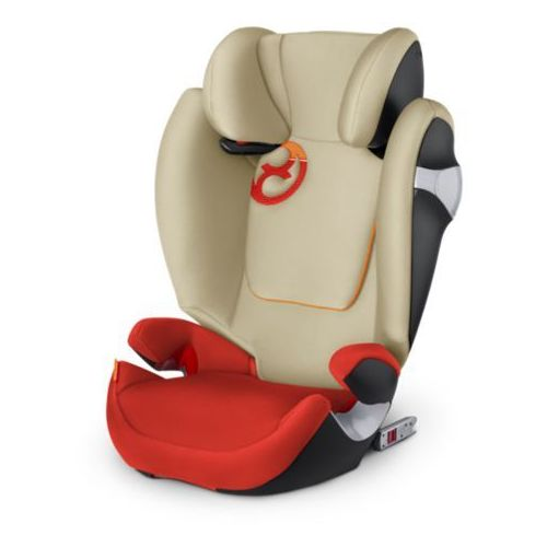 Cybex  solution m autumn gold burnt red - gold burnt red