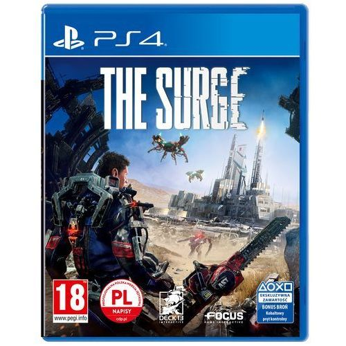OKAZJA - The Surge (PS4)