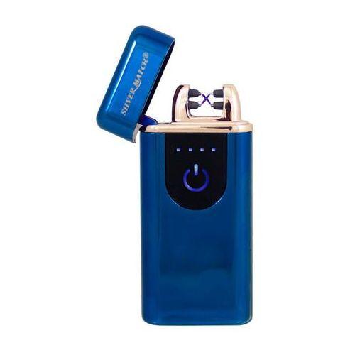 Zapalniczka Silvermatch z USB blue 40674270 Hinz, 40674270