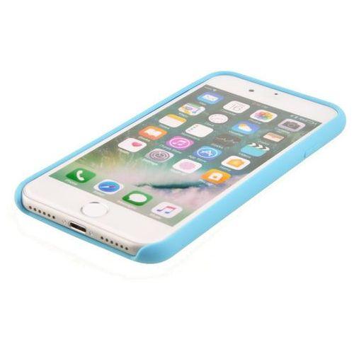 Wg Etui typu plecki liqiud do apple iphone 7 jasnoniebieski