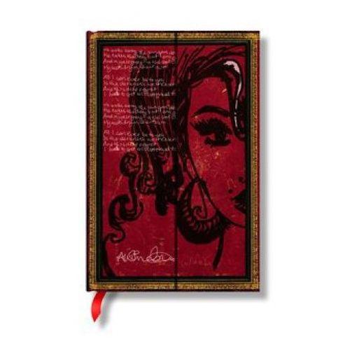 AMY WINEHOUSE TEARS DRY MIDI LINED (9781439725580)