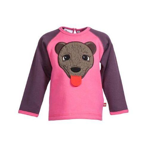 duplo girls bluzka z długim rękawem sally 701 pink marki Lego wear