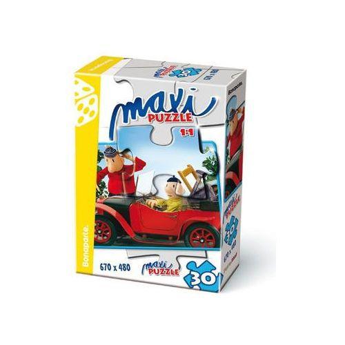 Puzzle MAXI 30 PAT a MAT Auto neuveden (8595557509738)
