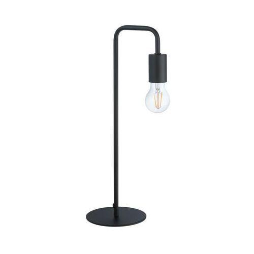 Inspire Lampa stołowa lana czarna e27 (3276000392828)