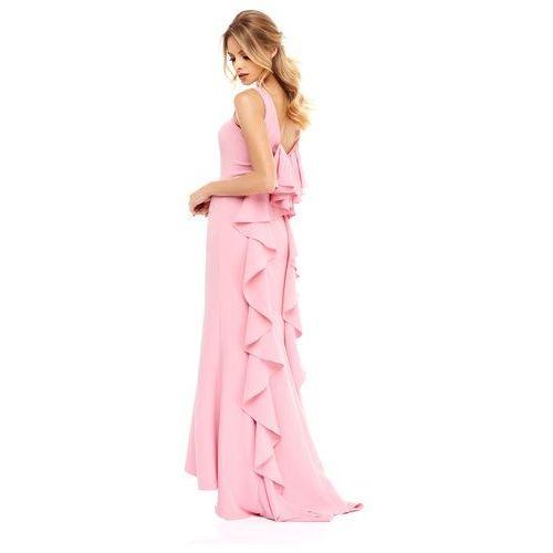 Sukienka Gardenia w kolorze różowym, kolor różowy