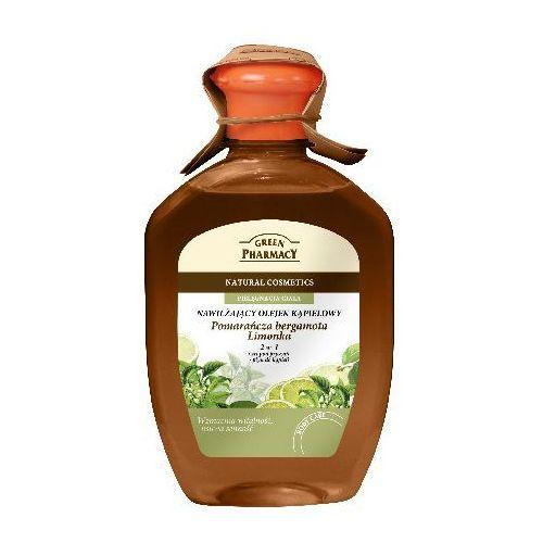 Green Pharmacy Olejek kąpielowy Pomarańcza bergamota, Limonka - ELFA PHARM