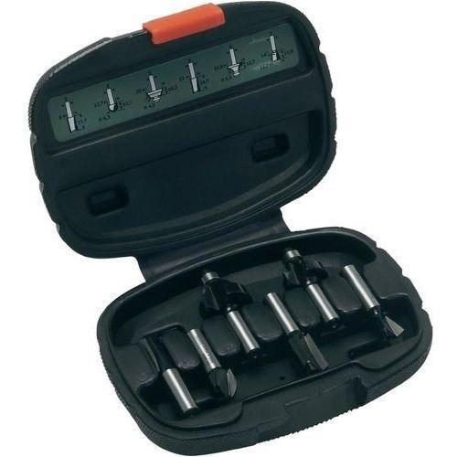Zestaw frezów HM, 8 mm, 6 szt. Bosch Accessories 2607019463, Promoline