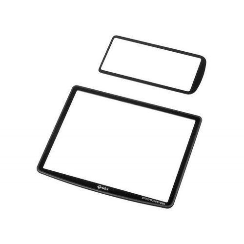 Ggs  osłona lcd (szkło) bf - nikon d3100