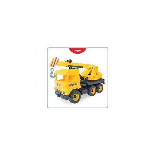 Middle Truck Dźwig żółty w kartonie. Darmowy odbiór w niemal 100 księgarniach!