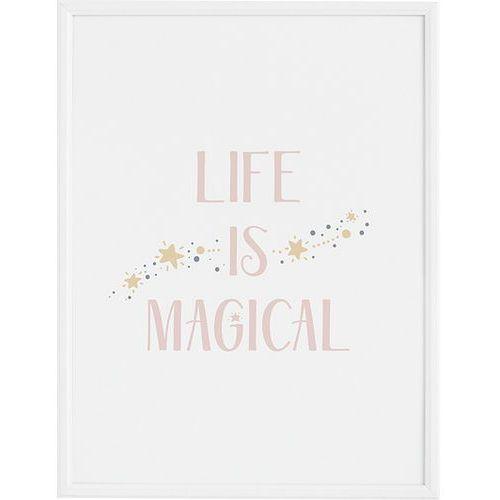 Plakat Life is Magical 70 x 100 cm, FBLIF70100