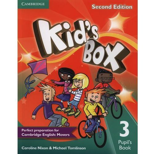 Kid's Box Level 3 2nd Edition: : Pupil's Book (88 str.)