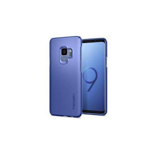 Obudowa dla telefonów komórkowych thin fit pro samsung galaxy s9 - coral blue (592cs22822) marki Spigen