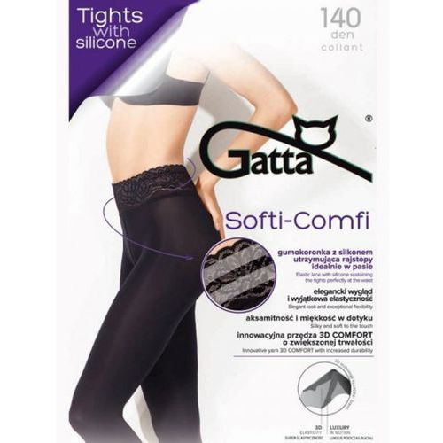Gatta Softi-Comfi 140 Den rajstopy