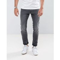 skinny jeans in black wash - black, Tom tailor