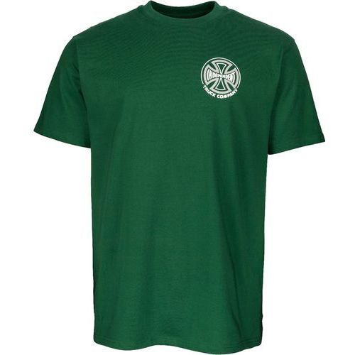 koszulka INDEPENDENT - Two Tone Tee Forest Green (FOREST GREEN) rozmiar: XL