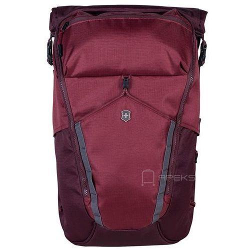 "Victorinox altmont active deluxe rolltop plecak na laptop 15,4"" / bordowy - burgundy (7613329045244)"