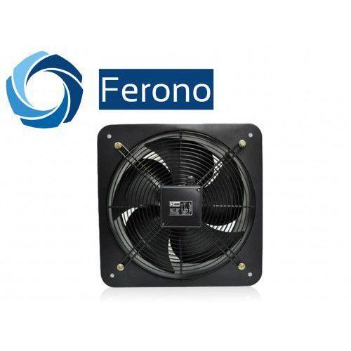 Wentylator osiowy, ścienny na płycie 630mm, 8990 m3/h (fpt630) marki Ferono