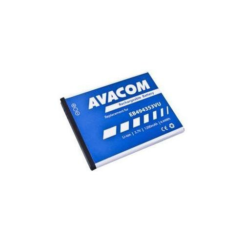Bateria Avacom dla Samsung Galaxy Mini, Li-Ion 3,7V 1200mAh (EB494353VU), kup u jednego z partnerów