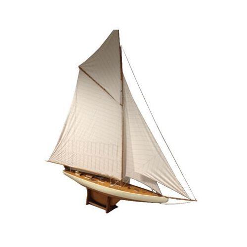 Nauticdecor Żaglowiec replika jacht model okręt statek łódź reliance america 245x245x30 cm (8717255103319)