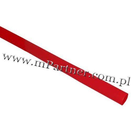 Mpartner Rura termokurczliwa elastyczna v20-hft 8/4 10szt czerwona