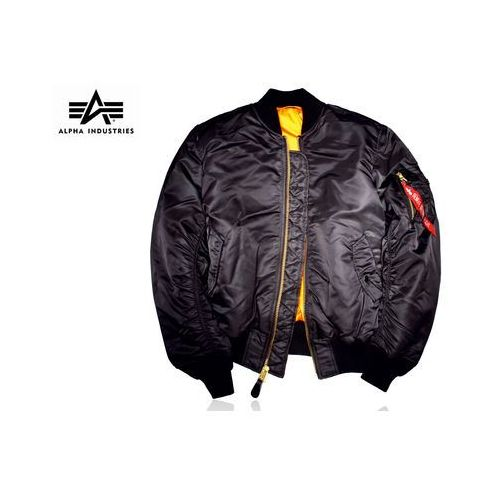 Alpha industries Kurtka ma-1 flyers czarna