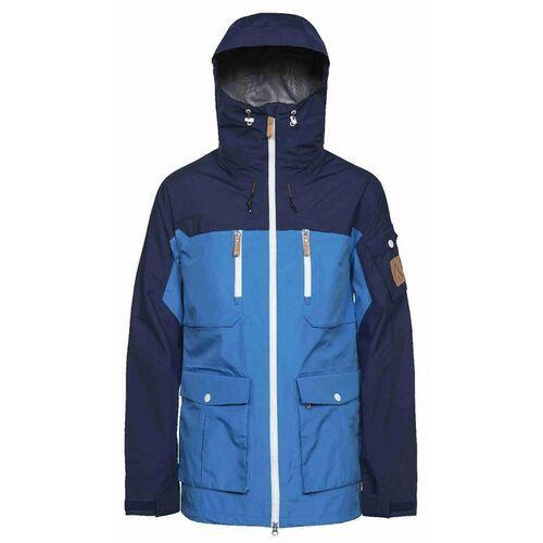 Kurtka - falk jacket swedish blue (634) rozmiar: xl marki Clwr