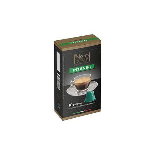 Nero nobile Kapsułki do nespresso* intensywna/intenso 10 kapsułek - do 12% rabatu przy większych zakupach oraz darmowa dostawa (8033993874473)