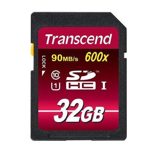 Transcend  sdhc class 10 uhs-i 32gb - produkt w magazynie - szybka wysyłka!