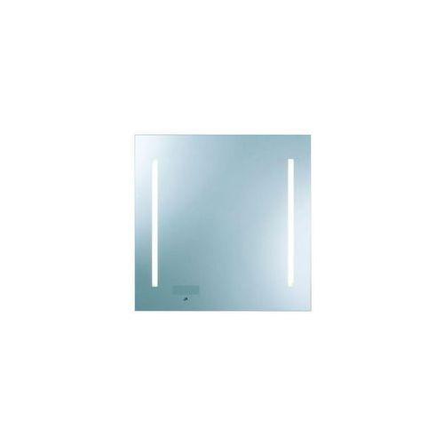 Dubiel vitrum Lustro łazienkowe z oświetleniem wbudowanym ready 65 x 65 (5905241905853)