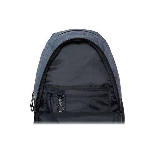 4f Plecak pcu013 ciemny szary melanż (5901965843723)