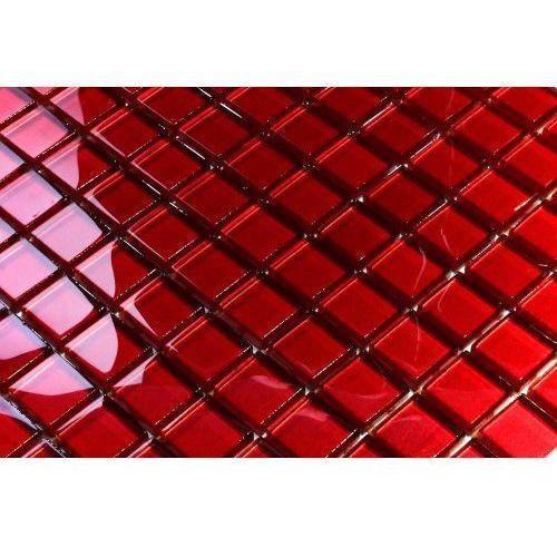 mozaika szklana karmazyn 29,8x29,8 marki Paradyż
