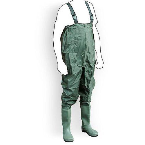 Eu-trade Spodniobuty wodery spodnie wędkarskie rozmiar 39
