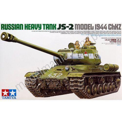 TAMIYA Russian Heavy Tan k JS-2 (4950344352890)