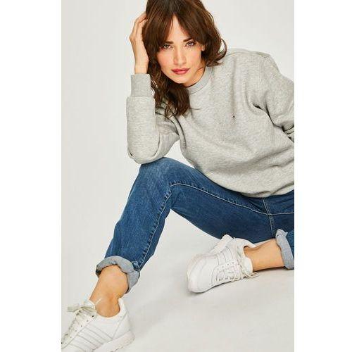 Tommy Jeans - Bluza, kolor szary