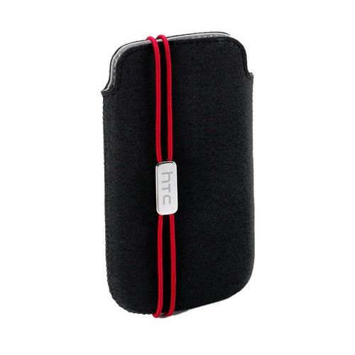 ETUI HTC S800 DO DESIRE X - CZARNE - WSUWKA - POUCH (Futerał telefoniczny)