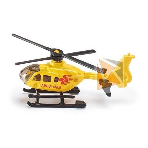 Helikopter metalowy Ratunkowy 7cm SIKU 0856, GXP-505057