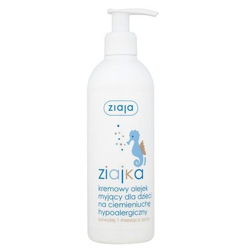 ziajka kremowy olejek myjący dla dzieci 300 ml marki Ziaja