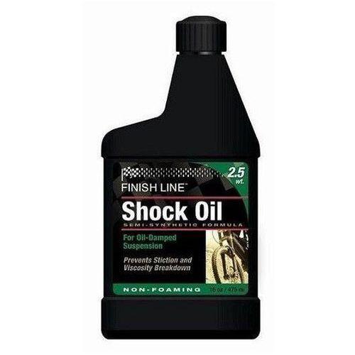 Olej SHOCK OIL do amortyzatorów 470ml 2,5 wt