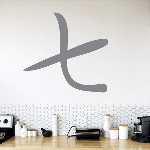 Szablon do malowania japoński symbol siedem 2156 marki Wally - piękno dekoracji
