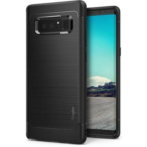 Etui Ringke Onyx Samsung Galaxy Note 8 Black, kolor czarny