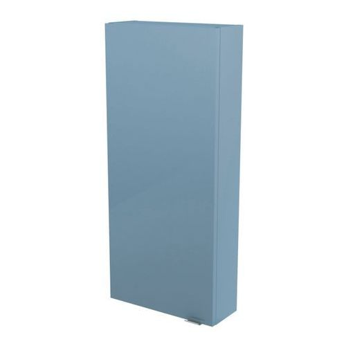 Szafka imandra 40 x 90 x 15 cm niebieska marki Cooke&lewis