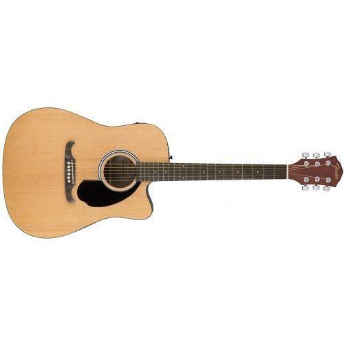 Fender FA-125CE Dreadnought Natural RW gitara elektroakustyczna