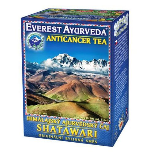 Shatavari - problemy onkologiczne marki Everest ayurveda