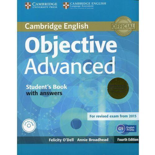 Objective Advanced 4th Edn: : Sb Pk (Sb W Ans W Cd - Rom & Cl. Cds (3)) (232 str.)